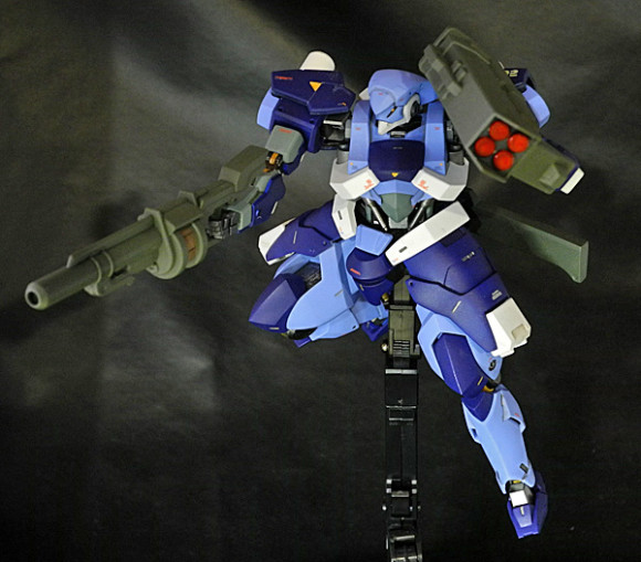 HG百錬ポーズ2
