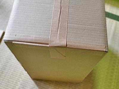 ダンボール箱